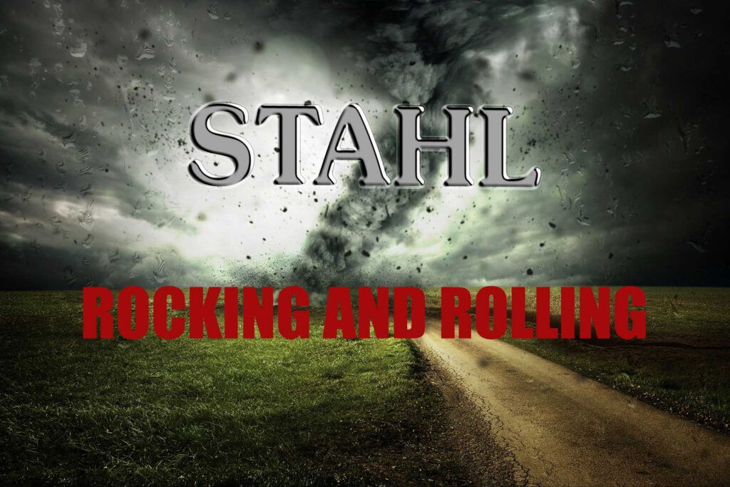 STAHL - Rocking and Rolling